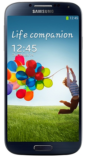 Samsung Galaxy S4 promo material