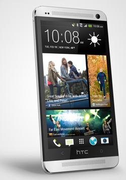 HTC One from Amazon