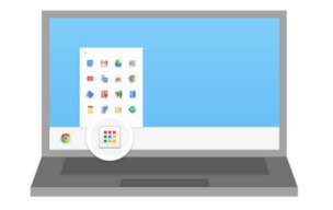 Chrome packaged apps