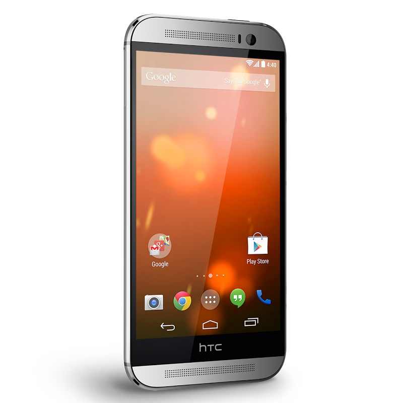 Google Play Edition HTC One M8