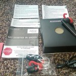 Jabra STEALTH Bluetooth Headset packaging