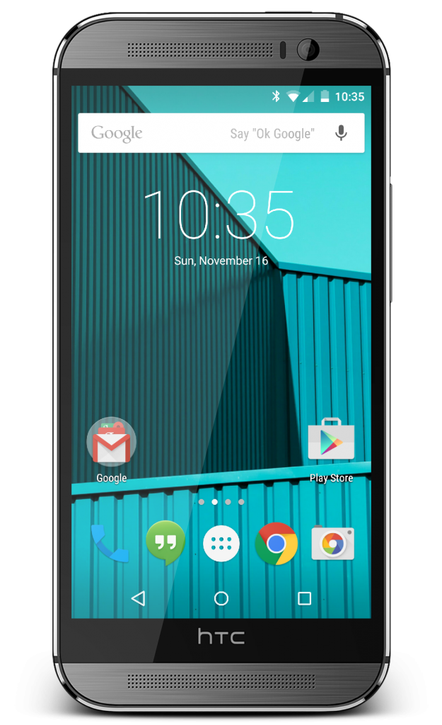 Android 5.0 GPE on the HTC One M8