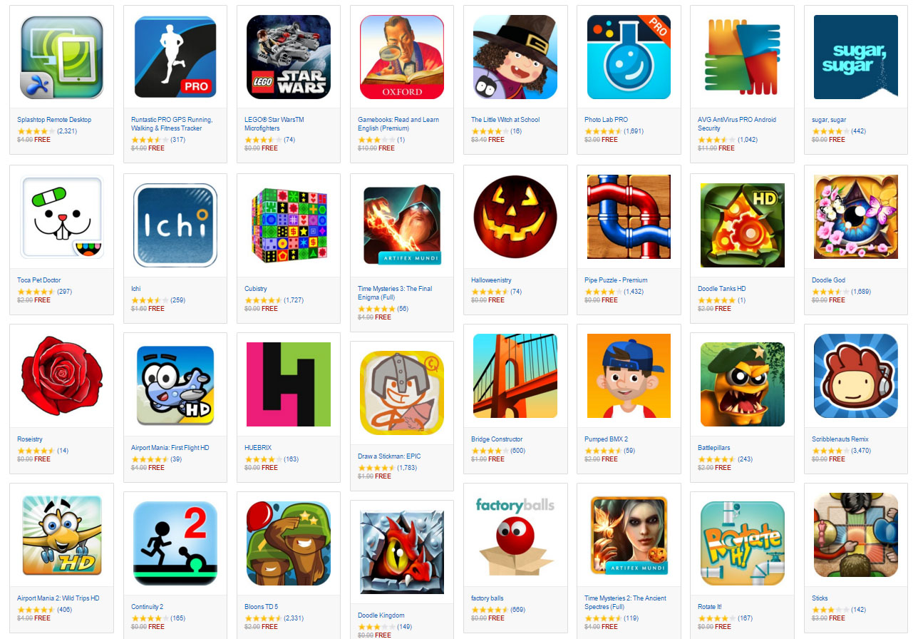 Amazon Halloween free apps