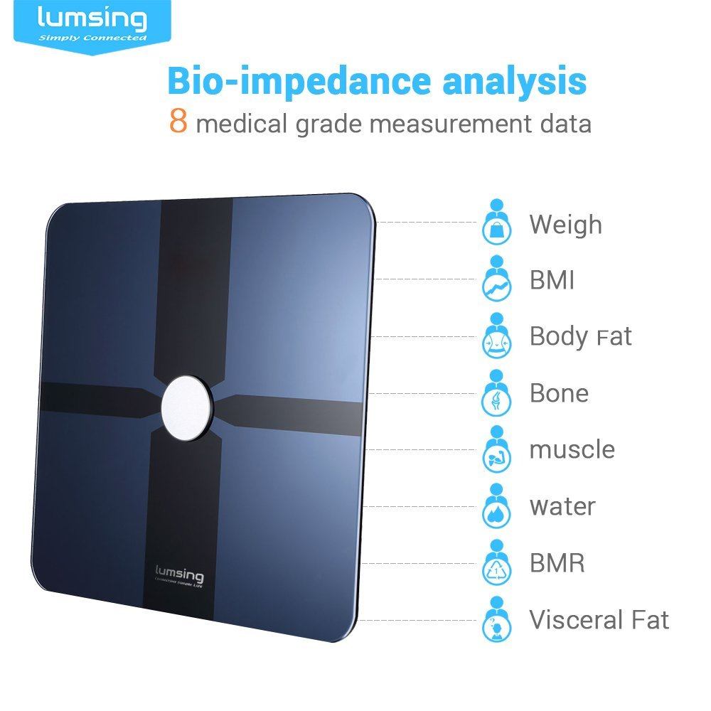 Lumsing Smart Scale