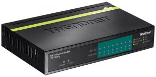 Trendnet POE switch