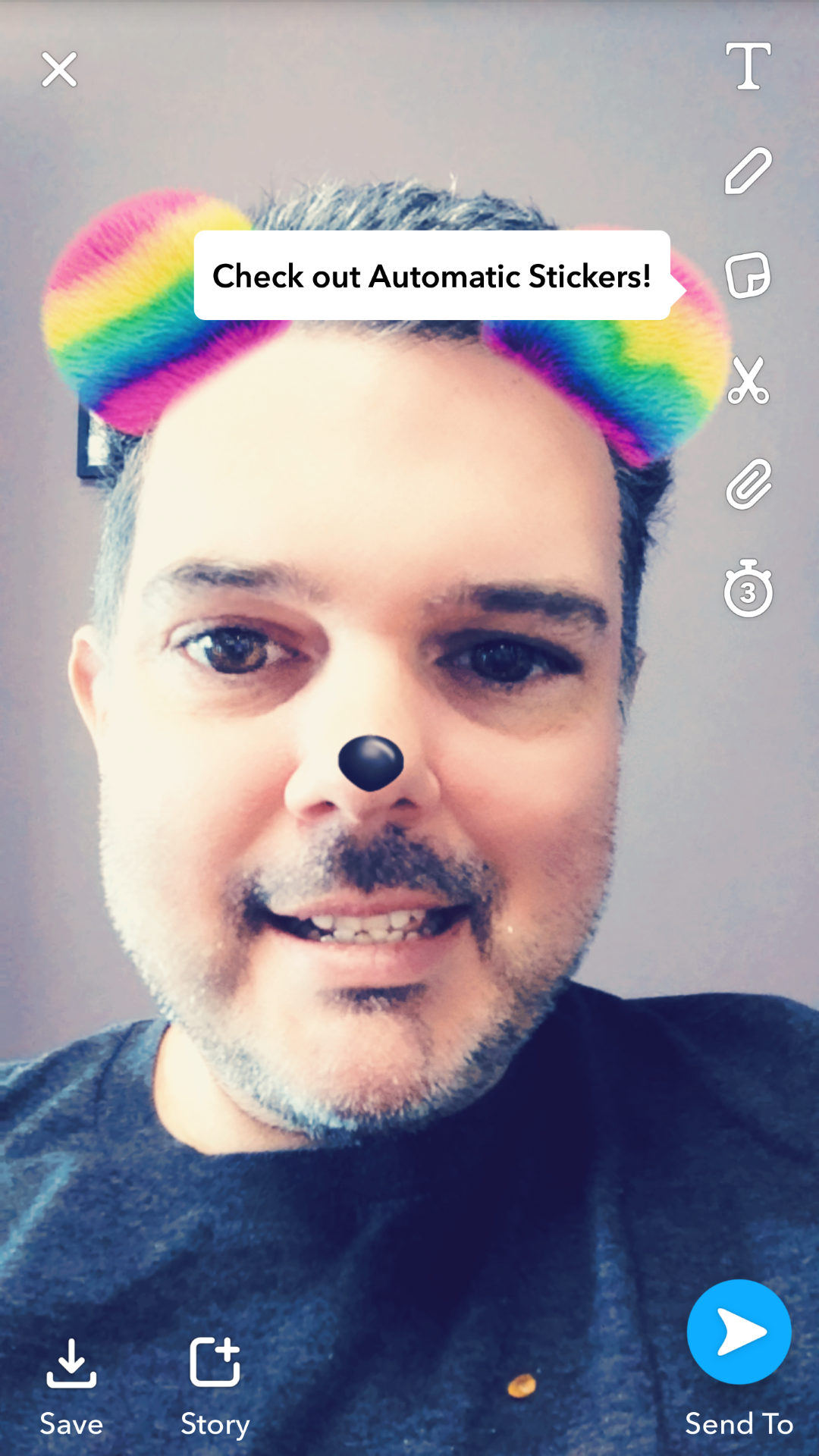Snapchat on a rooted device