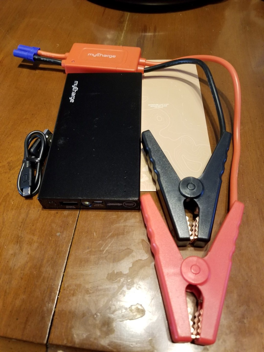 myCharge Adventure Jump Start review