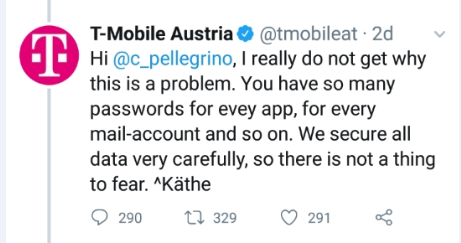 T-Mobile Austria There is nothing to fear