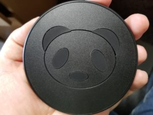 CHOETECH Wireless Charging panda