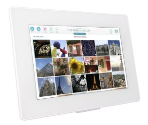Photospring WiFi picture frame