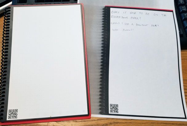 Rocketbook review