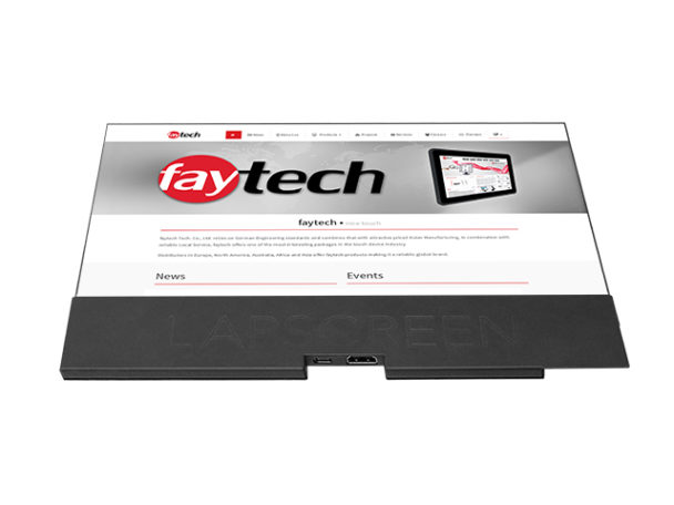 Faytech Lapscreen USB C display