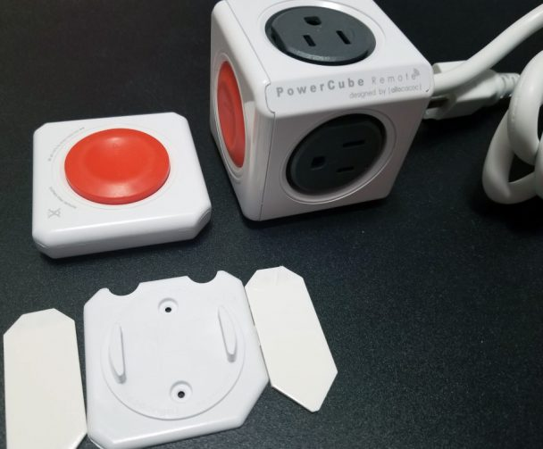 PowerCube Extended with Remote