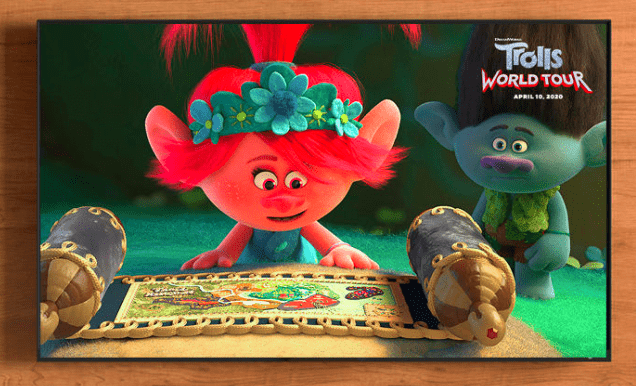 Trolls World Tour to be streamed same day as theatrical release