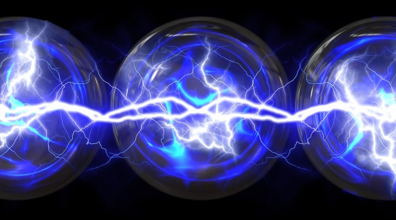 Electric from Pixabay user Geralt