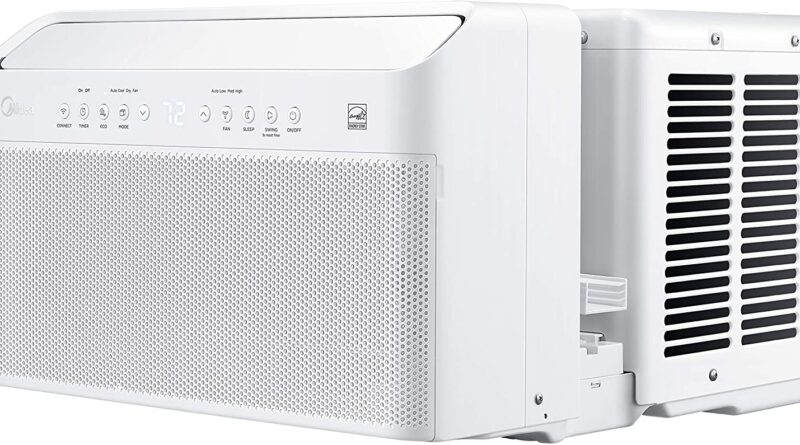 Midea U Inverter 12,000 BTU smart ac