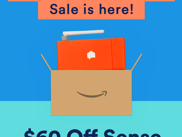 Sense on sale for Prime Days