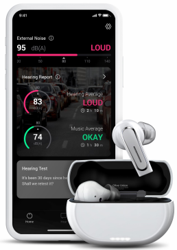 Olive Pro hearing aid