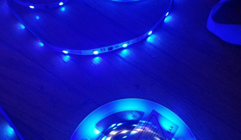 Govee LED lights