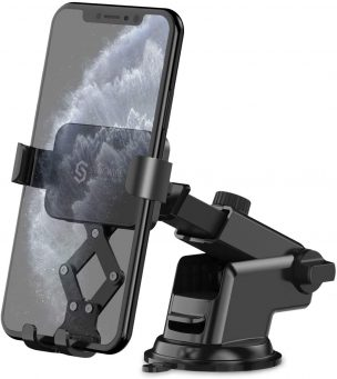 Syncwire Gravity car phone mount