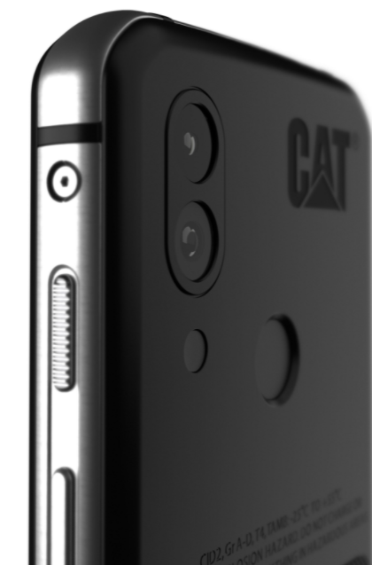 Cat S62 on T-Mobil