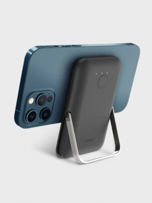 Hoveo 5000mAh Magnetic Power Bank w/stand