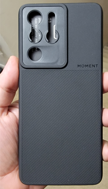 Galaxy S21 Ultra 5G Thin Case with (M) Force review