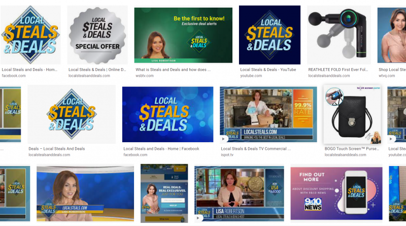 Local Steals and Deals GIS